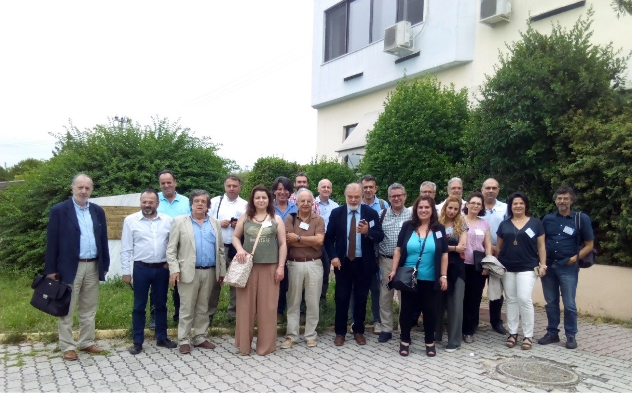 INTCATCH Stakeholders' Workshop, Athens, Greece